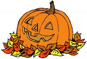 pumpkin_in_leaves