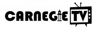CarnegieTV logo - white background