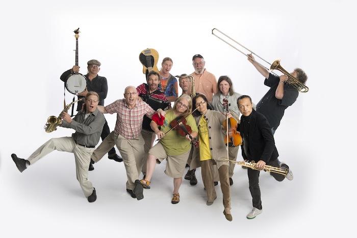Festival 14, Carnegie Jazz Band, long trombone, cleaned up - photo David Cooper - 479