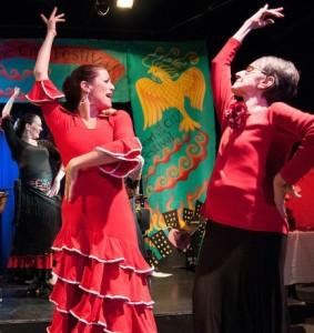 Barrio Flamenco (1), pro and community, Heart Festival 2013, Mark Montgomery photo