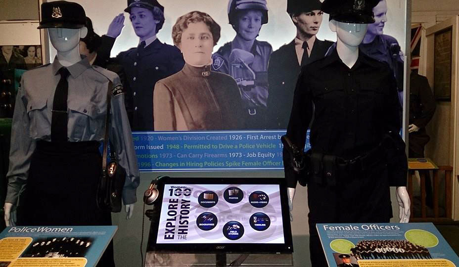 Vancouver Police Museum - Women Police